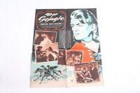 altes Filmplakat Der Gejagte Ritter der Nacht Kino Film Reklame Werbung vintage