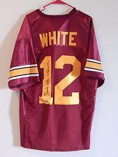Charles White USC Trojans Heisman Tri Star Hidden Treasures Autographed Jersey