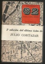 Julio Cortazar Book 62 Modelo Para Armar 2ndº Ed 1968