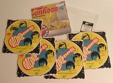 The Monkees / Limited edition 45 rpm Four Flexi Disc Package / Mint