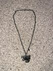twilight saga cullen lion locket necklace edward Very Rare