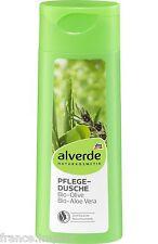 GEL DE DOUCHE Aloe Vera Olive Calendula BIO & VEGAN - 250ML - ALVERDE