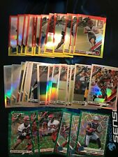 2019 Optic Green Velocity Base Holo Red Yellow Prizms Parallels Pick from list