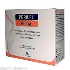 PERILEI PAUSA Crema Vaginale 10 Tubetti monodose da 5 ml Angelini Cura Menopausa