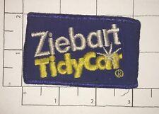 Ziebart TidyCar Patch - Vintage