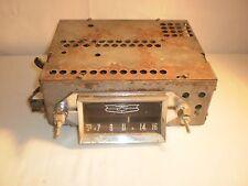 Vintage 1957 Chevy Original AM Radio