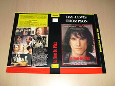 JAQUETTE VHS Au nom du père (In the Name of the Father)  Daniel Day-Lewis