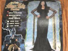 Rubies Addams Family Morticia Costume Dress Size Medium 10-14