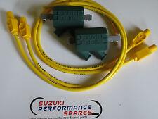 Suzuki Gs1100g Dyna rendimiento Bobinas De Encendido Y Taylor conduce. Amarillo