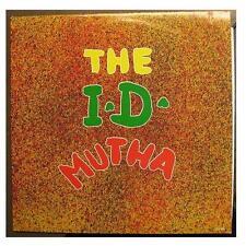 "I.d. ""MUTHA"" - 12"" maxi single"