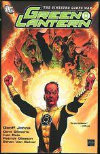 DC Green Lantern The Sinestro Corps War Vol 1 HC HB