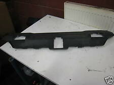 PEUGEOT 406 COUPE FRONT BUMPER TOP COVER