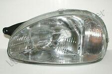 93-01 OPEL Corsa Combo B HeadLight Front Lamp LEFT