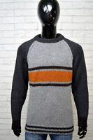 Maglione Uomo STUDIO DI CONBIPEL Taglia XL Pullover Sweather Cardigan Lana