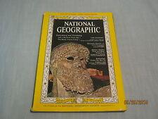 NATIONAL GEOGRAPHIC July 1963 GETTYSBURG +VICKSBURG Athens Past Present ONTARIO