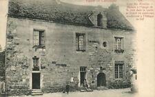 CPA Vallée de Chevreuse-Cour des Miracles-Maison á l'Image de St.Jean (260220)