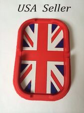 Car Non-slip Mat Dashboard Phone Holder Mat Anti-Slip Pad Design British Flag