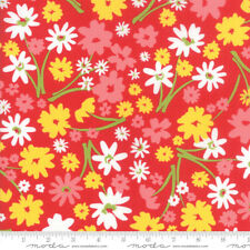 FABRIC Moda ~ MAMA'S COTTAGE ~ April Rosenthal (24050 23) by the 1/2 yard