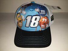 Kyle Busch #18 2019 2X Champion Mesh Trucker Character Hat