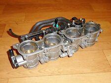 Honda CBR1000RR CBR1000-RR Fireblade OEM Válvula reguladora cuerpos & Sensor TPS 2008-2011