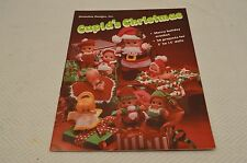 Cupid's Christmas - 20 Crochet Projects for 3 - 15 inch dolls Booklet Book