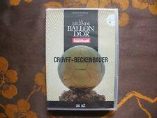 DVD LA LEGENDE DU BALLON D'OR N°6 / CRUYFF - BECKENBAUER  (2008)  NEUF