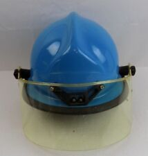 CAIRNS & BROTHER, INC. - BLUE FIREFIGHTER HELMET / SHIELD - STYLE HP1