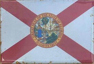 Flag of Florida Fridge Magnet