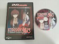 KENSHIN EL GUERRERO SAMURAI EPISODIOS 1-4 - DVD + EXTRAS ESPAÑOL ENGLISH