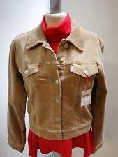 Cord-Jacke-PADDOCK´S Jeans-Damen, 36 beige, 2-Brusttaschen, Baumwolle 2% Stretch