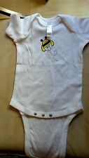 Rabbit Skins Baby Toddlers Unisex Girls Boys One Piece Snaps Body Suit 6 Months