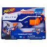 NERF N-STRIKE ELITE DISRUPTOR SOFT DARTS GUN TOY, 6 DART ROTATING DRUM