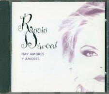 Rocio Durcal - Hay Amores Y Amores Cd Ottimo