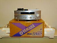Yamaha RX-V657 High-End 7.1 AV-Receiver in OVP, FB,BDA & Mikro, 2 Jahre Garantie