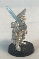 Games Workshop Warhammer 40k Praetorian Lieutenant Commissar Metal Figure WH40K