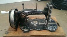 hand sewing machine. Saxonline
