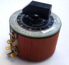 SUPERIOR 10B POWERSTAT VARIABLE TRANSFORMER IN 120V OUT 0-120V / 0-132V, TESTED