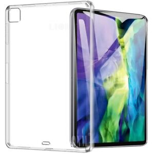 """For Apple iPad Pro 11"""" 3rd 12.9"""" 5th Gen 2021 Case Clear Slim Shockproof Cover"""