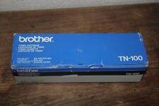 Toner Original BROTHER TN-100  Pour  HL-630 / 631 / 660 / WL - 660  2500ML 5000P