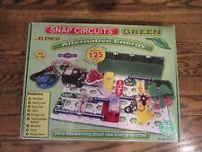 Elenco Snap Circuits Green Alternative Energy SCG-125 - *SEE DESCRIPTION*