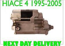 TOYOTA HIACE 4 2.4 2.4 4WD 1995 1996 1997 1998 1999 to 2005 RMFD STARTER MOTOR