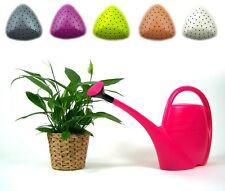 farbige Gießkanne mit Tülle 4,5 Liter Garten-Kanne Kunststoff Gartengießkanne