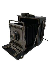 Vintage Speed Graphic Tin Camera Bank