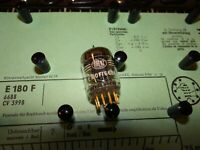 Röhre Lorenz E180F Tube 22 mA Valve auf Funke W19 geprüft BL-1907