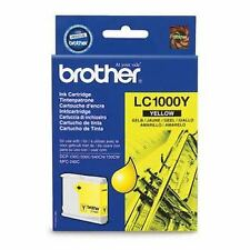 Tinta amarilla Lc1000y impresora DCP 540cn cartucho amarillo Nonoembrotherdcp