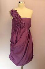 Warehouse Short/Mini One Shoulder Dresses for Women