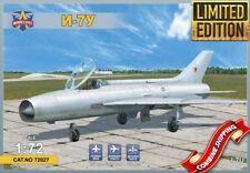 Modelsvit 72027 I-7U Supersonic Interceptor Prototype plastic model kit 1/72