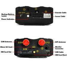 TK103-B LOCALIZZATORE GPS GOOGLE MAPS SATELLITARE ANTIFURTO AUTO MOTO TRACKER