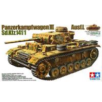 Tamiya 35215 German Pz. Kpfw. Ⅲ Ausf. L 1/35