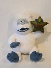1998 Cvs Stuffins Rudolph Island Misfit Toys Bumbles Abominable Snowman Plush
